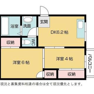 【大阪港駅】2人入居可能です💖収納も充実しています♬
