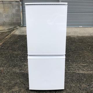 冷蔵庫 シャープ 137L 2015年製 プラス3000円…