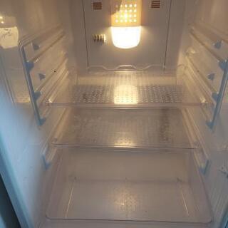 お話し中❗2ドア冷蔵庫、差し上げます。