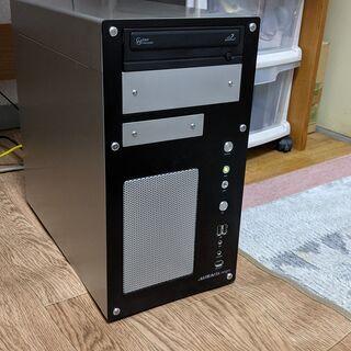 自作デスクトップPC 認証済Windows10Pro64b…