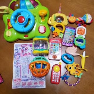 新生児から3才までのおもちゃまとめ売り