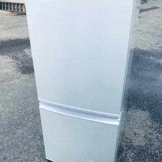 ♦️EJ335B SHARPノンフロン冷凍冷蔵庫【2011年製】