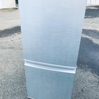 ♦️EJ336B SHARPノンフロン冷凍冷蔵庫 【2015年製】