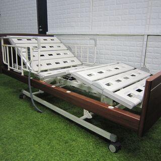 【中古】 介護ベッド パラマウントベッド 3モーター
