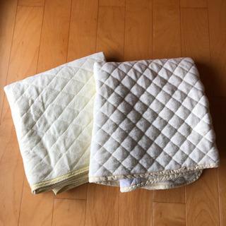 ベビー布団用 敷きパッド