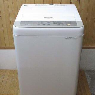 【ネット決済・配送可】【中古】rr1452 パナソニック 洗濯機...