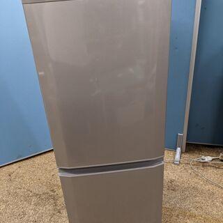 三菱 MITSUBISHI ノンフロン冷凍冷蔵庫 146L…