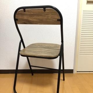 【無料】折りたたみパイプ椅子 salut!