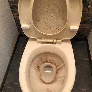 きれいなトイレだとたくさん使いたくなりますよね?清掃お任せください。