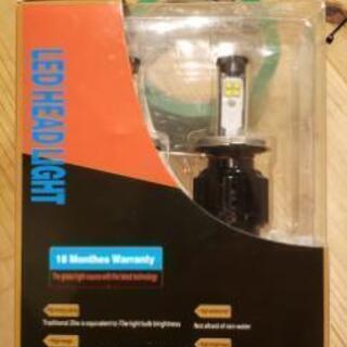 COBRA LEDヘッドライト H4 6000K