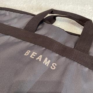 【ネット決済】【BEAMS】茶色★ビームス 未使用品★ガーメント...