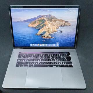 MacBook Pro 15インチ 2018 Core i9 2...