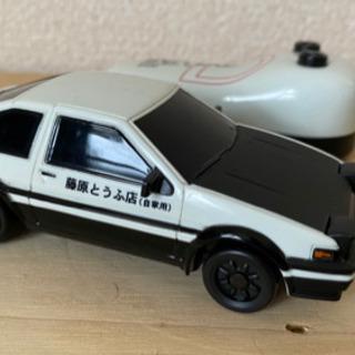 名車86トレノ