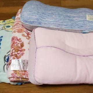 大判ブランケット+枕2つ