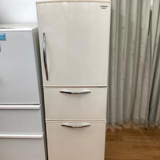「安心の6ヶ月保証付!!【HITACHI(日立)】3ドア冷蔵庫売...