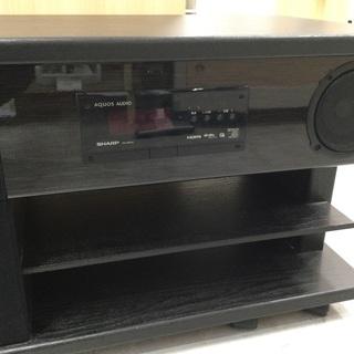 SHARP テレビ台 AN-AR5 2009年製