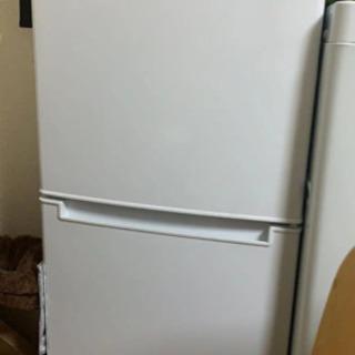 西成区の冷蔵庫