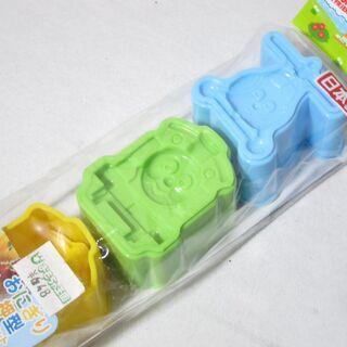 ☆未使用☆きかんしゃトーマス おにぎり押型3個セット 日本製