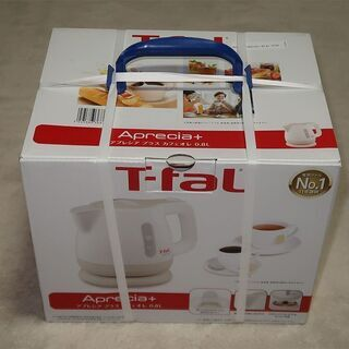 T-fal の湯沸かしポット 未使用新品