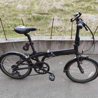 引取限定 Tern Link A7 折り畳み自転車