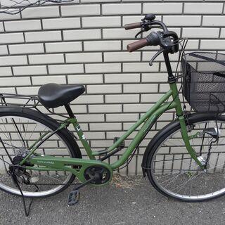 【シティサイクル】kyoto pushbike ママチャリ…