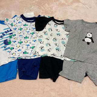子供服74、80 パジャマ5セット