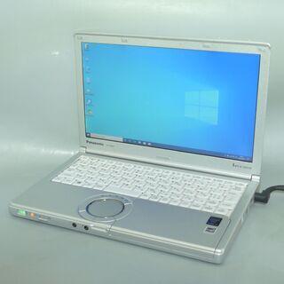 送料無料 軽量モバイル ノートパソコン 中古良品 12.1…