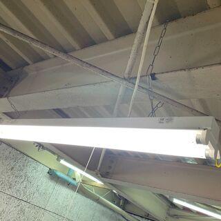 【値下げ】National 蛍光灯照明器具 100Vコンセントで...
