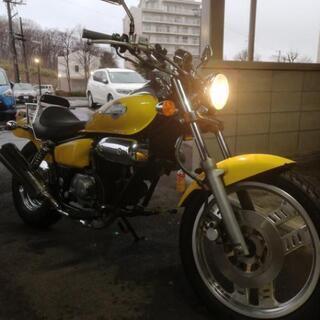 【希少!!!】ホンダ マグナ50 イエローカラー