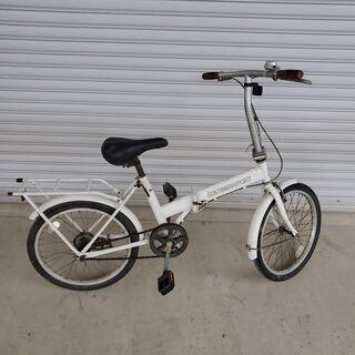 SOUTHERNPORT サザンポート 折りたたみ自転車