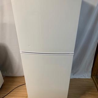 2019年製 maxzen  冷蔵庫 138L  JR138ML...