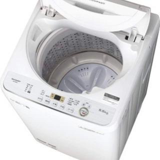 シャープ洗濯機!値下げしました!!!