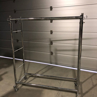 パイプ ラック 2つセット - 家具