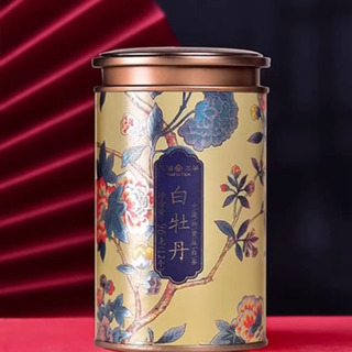 本埸中国白茶、白牡丹茶