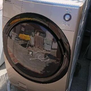 激安特価☆2014年製 SHARP ドラム式洗濯機☆