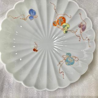深川製磁 花ひょうたん 深鉢