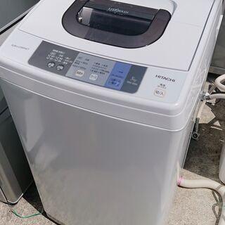 破格☆2017年製 日立 洗濯機 5kg☆