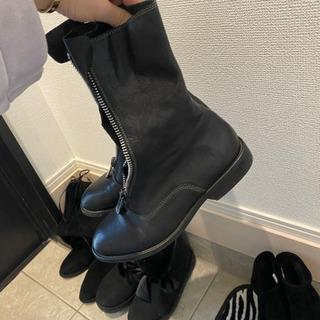 23.5cm 羊皮の靴です