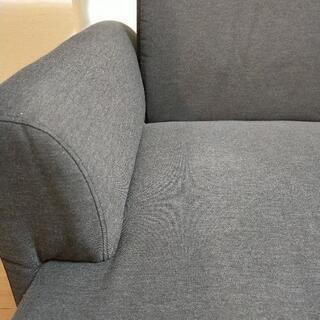 IKEAの2人掛けソファー - 家具