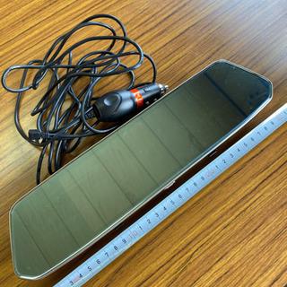 vikyflyバッテリ内蔵ドライブレコーダーミラー型 7.0インチタッチ画面 高温対応 1080PフルHD 1200万画質 170度広角 デュアルドライブレコーダー Gセンサー 緊急ロック 駐車モード - 新座市