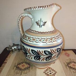 スペイン 飾り壺