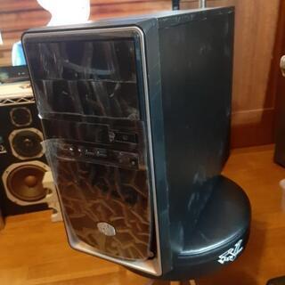 coolermaster PCケースのみ