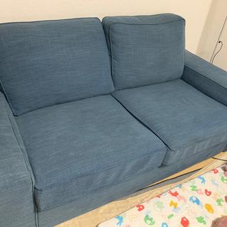 ソファ 2人掛け IKEA シーヴィク