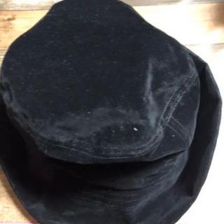 ハット 帽子 スエード系