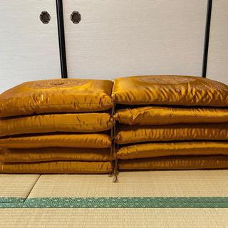 高級 座布団 10枚 - 名古屋市