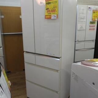 ⭐ジモティー限定特別価格⭐J026★6か月保証★6ドア冷蔵庫★Panasonic  NR-F518XG-W  2014年製⭐動作確認済⭐クリーニング済          の画像