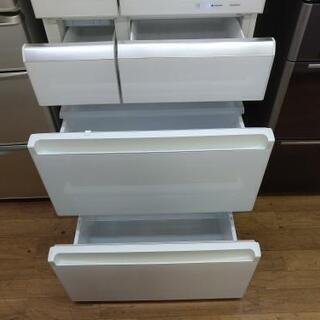 ⭐ジモティー限定特別価格⭐J026★6か月保証★6ドア冷蔵庫★Panasonic  NR-F518XG-W  2014年製⭐動作確認済⭐クリーニング済           − 愛知県