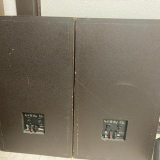 インフィニティ ブックシェルフ型スピーカー RS-b - 春日井市