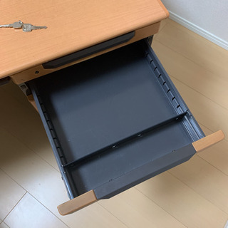 オフィスデスク パソコンデスク テレワーク 机 椅子 セット 鍵付き − 千葉県