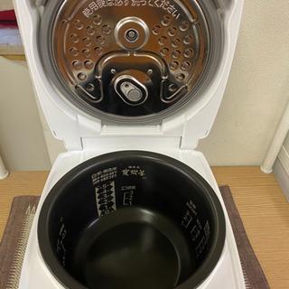 I310 MITSUBISHI IH炊飯ジャー 5.5合炊き - 売ります・あげます